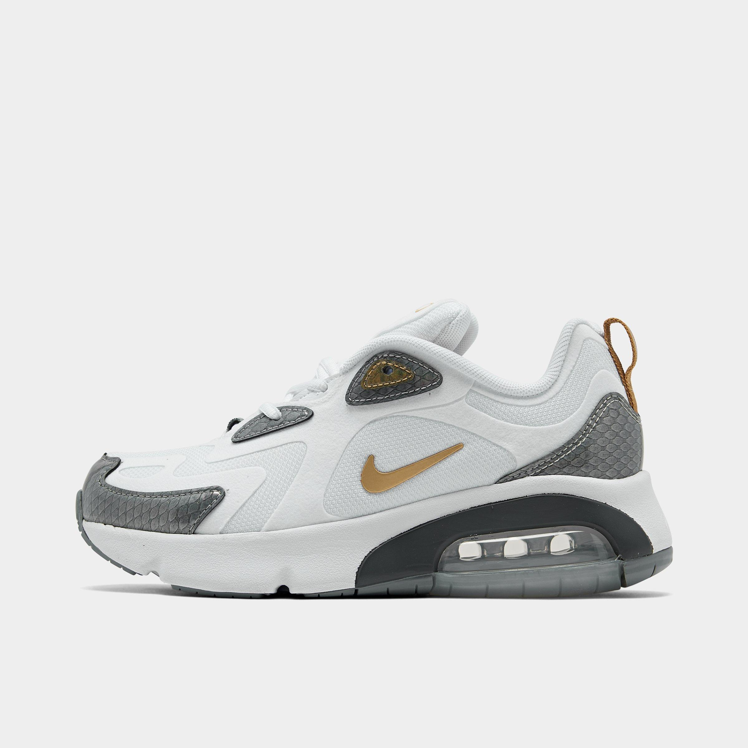 finish line kids air max