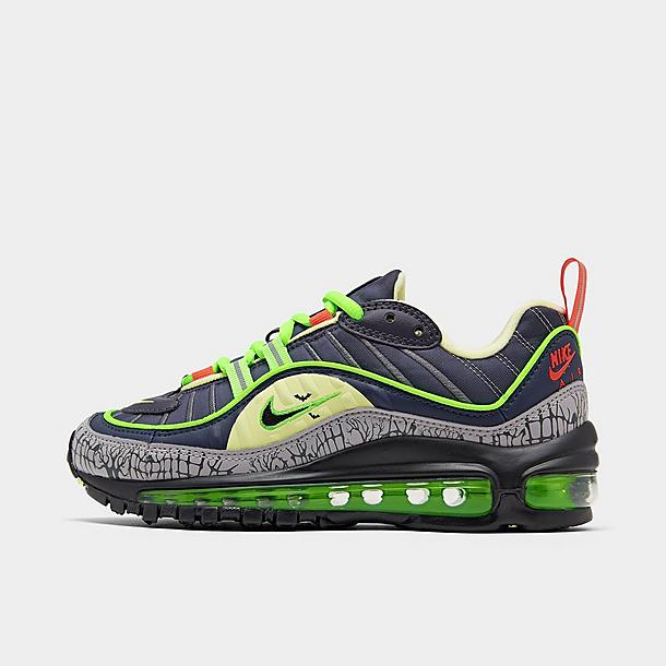 Boys' Big Kids' Nike Air Max 98 SE Casual Shoes