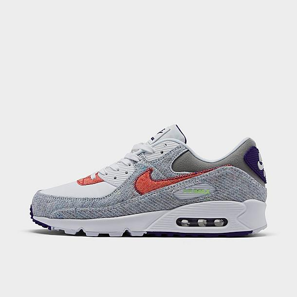 tirano Opaco No se mueve  Nike Air Max 90 Second Season Casual Shoes| Finish Line
