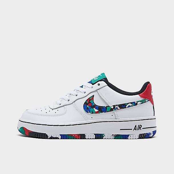 Frenesí diario Eléctrico  Big Kids' Nike Air Force 1 Low Casual Shoes| Finish Line