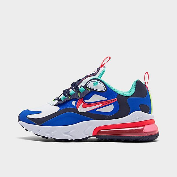 Big Kids' Nike Air Max 270 React SE Casual Shoes