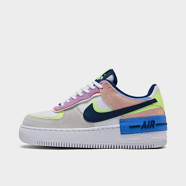 Women's Nike Air Force 1 Shadow SE Casual Shoes