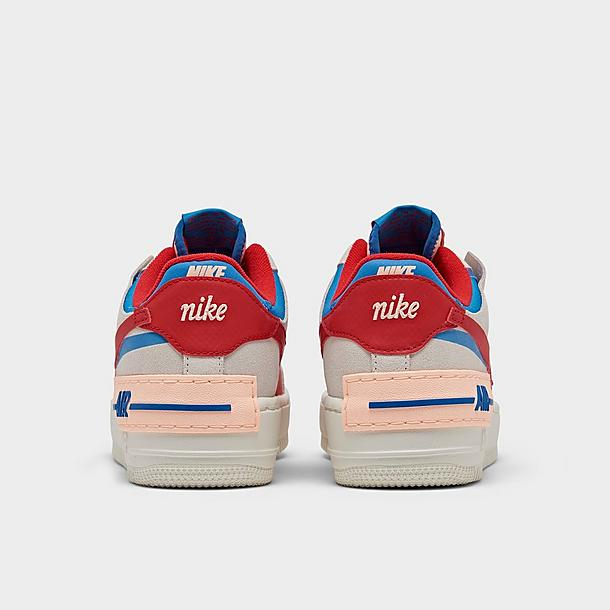 Women S Nike Air Force 1 Shadow Se Casual Shoes Finish Line Nike air force 1 mid 07 lv8 red winter. finish line