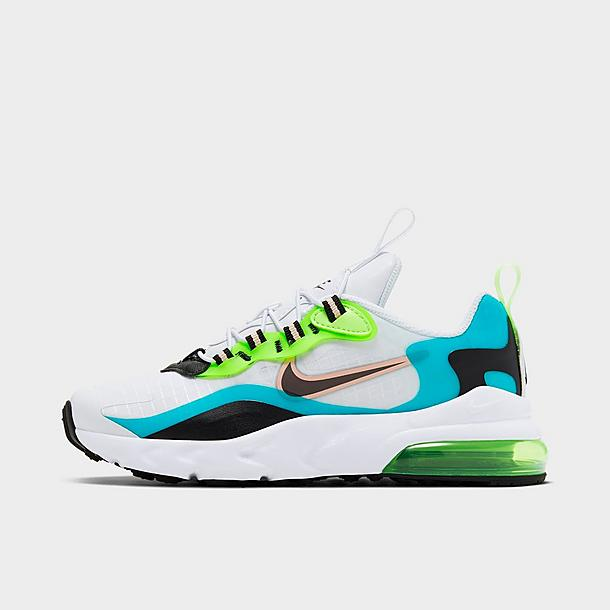 Little Kids Nike Air Max 270 React Se Casual Shoes Finish Line