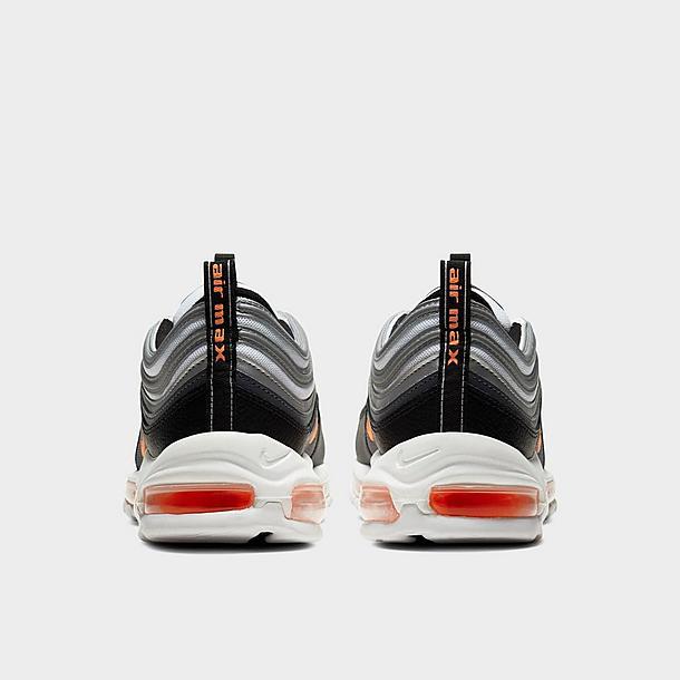 air max 97 blackwhitechile redmagma orange