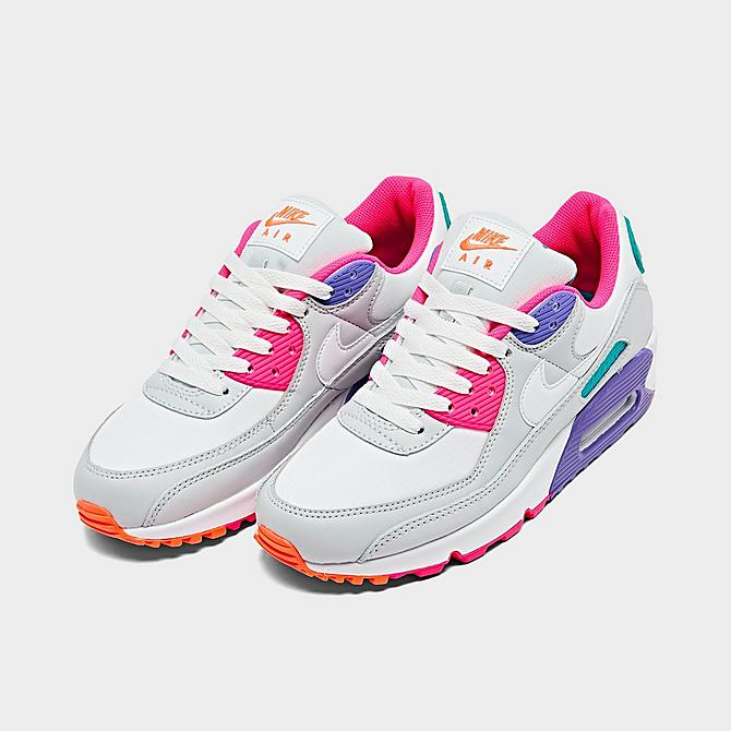 Women's Nike Air Max 90 SE Casual Shoes| Finish Line