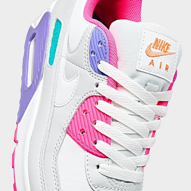 Women's Nike Air Max 90 SE Casual Shoes  Finish Line