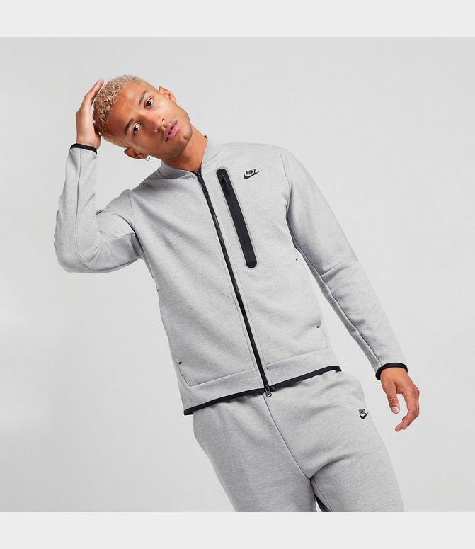 Men S Nike Sportswear Tech Fleece Bomber Jacket Finish Line