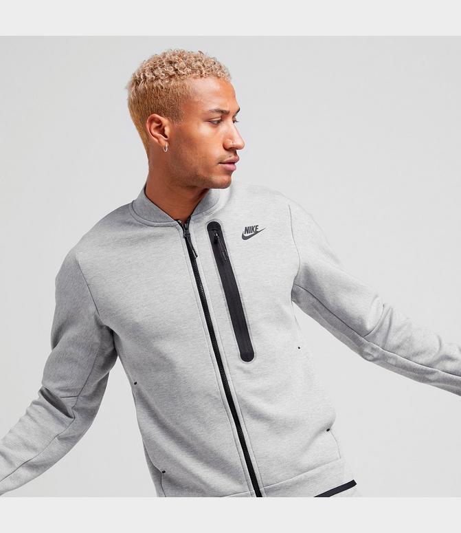 Men S Nike Sportswear Tech Fleece Bomber Jacket Finish Line