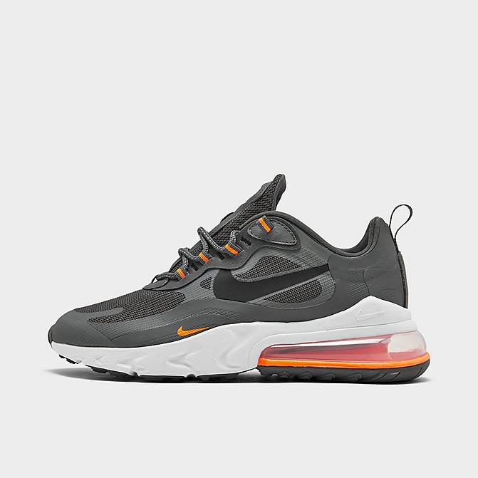 Nike Air Max 270 React 'Iron Grey / Total Orange' .00