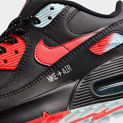 Escrupuloso Debilidad freír  Big Kids' Nike Air Max 90 LTR Casual Shoes| Finish Line