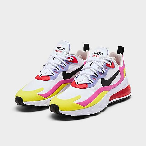 air max 270 react red and black