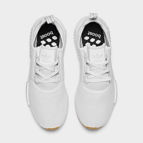 new concept new lifestyle thoughts on Men's adidas NMD Runner R1 Casual Shoes| Finish Line