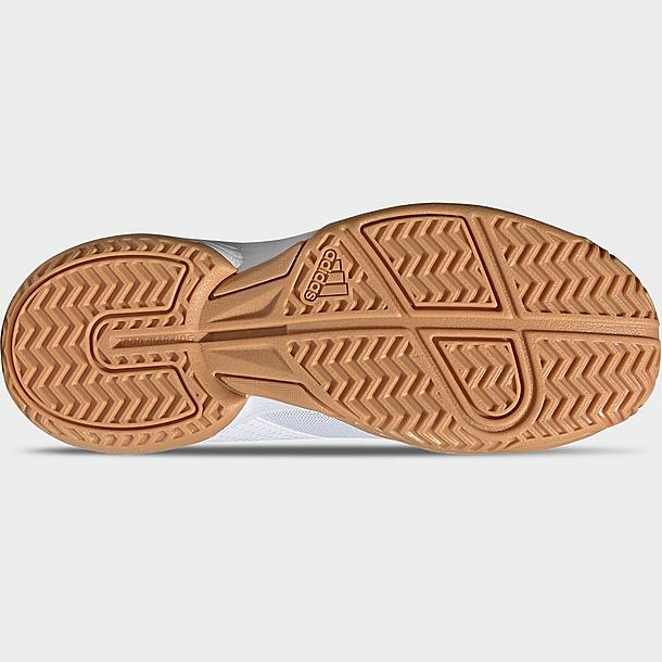 Girls' Little Kids' adidas Ligra 6 Volleyball Shoes| Finish Line
