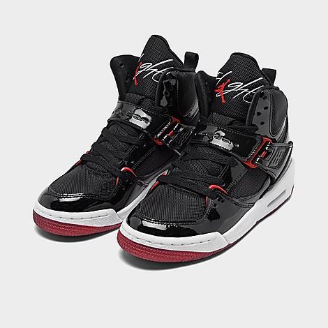 Boys' Big Kids' Jordan Flight 45 High Casual Shoes