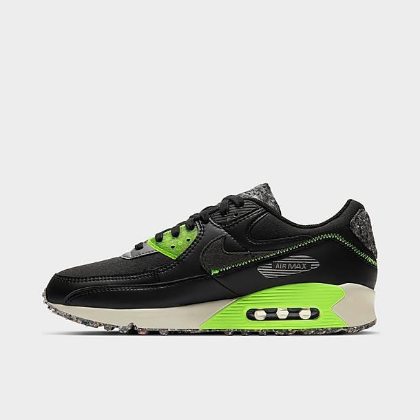 Men's Nike Air Max 90 Recycled Felt Casual Shoes| Finish Line