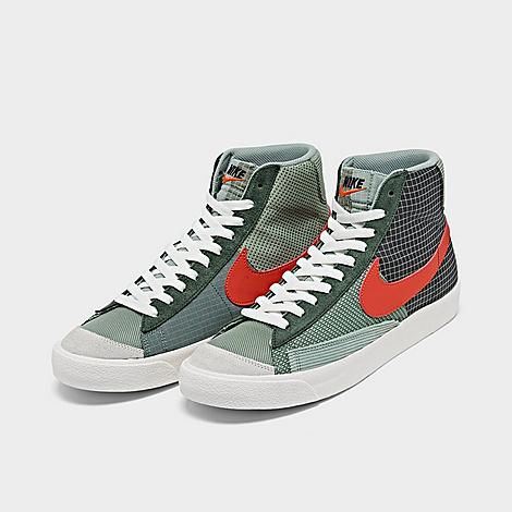 Nike Blazer Mid '77 Patch Casual Shoes| Finish Line