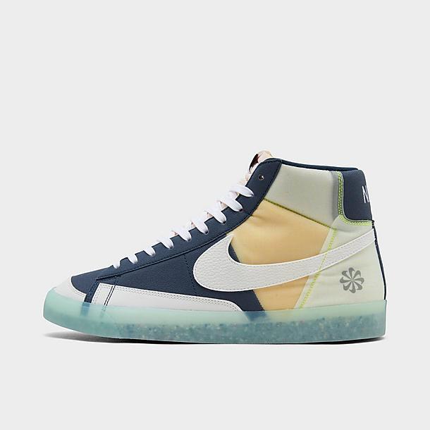 Men's Nike Blazer Mid '77 Move to Zero Casual Shoes| Finish Line
