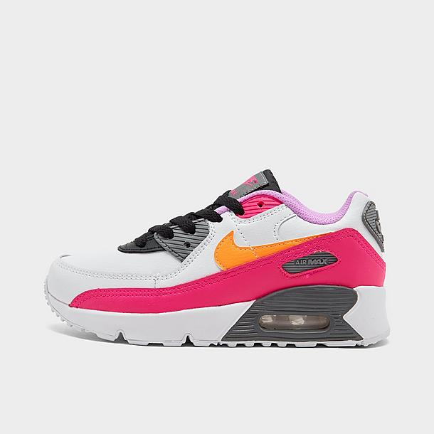 Girls' Little Kids' Nike Air Max 90 Casual Shoes  Finish Line