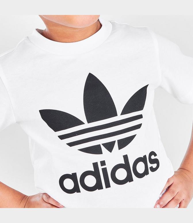 Kids' Infant and Toddler adidas Originals Trefoil T-Shirt
