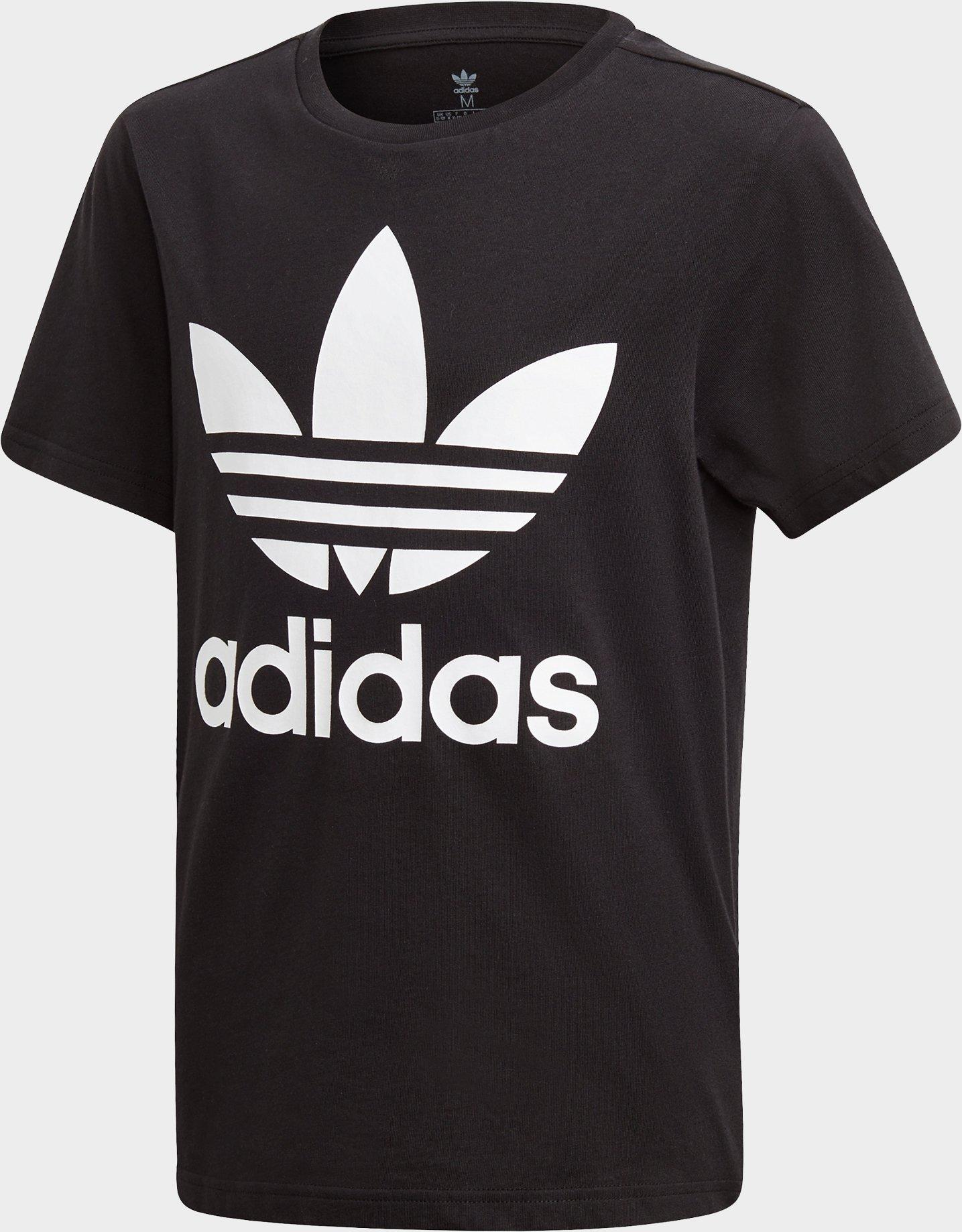 adidas originals trefoil t shirt