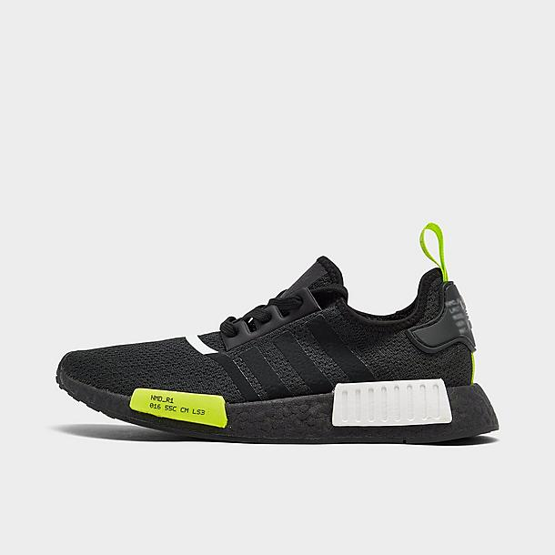 Men S Adidas Nmd R1 Stlt Primeknit Casual Shoes Finish Line