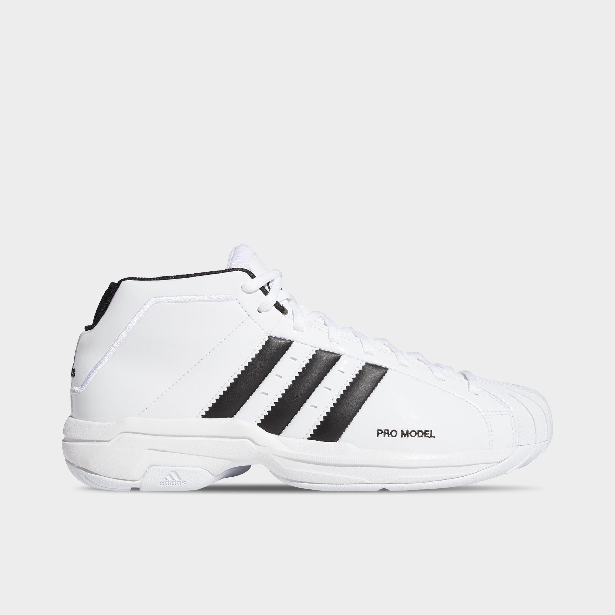 adidas pro model retro basketball shoes