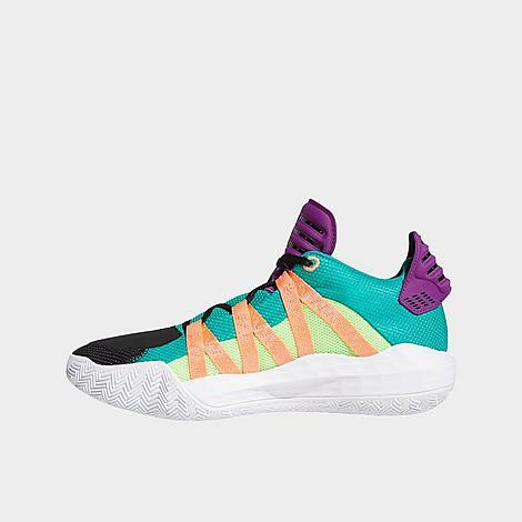 Men S Adidas Dame 6 Basketball Shoes Finish Line