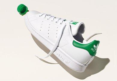 Groundbreaking then, groundbreaking now: The all-new sustainable adidas Stan Smith has arrived