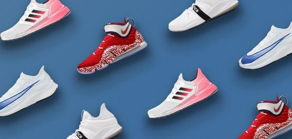 Finish Line Shoes Sneakers Athletic Clothing Gear