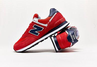 From price-conscious sneaker to iconic kicks, the New Balance 574 is a rotation mainstay