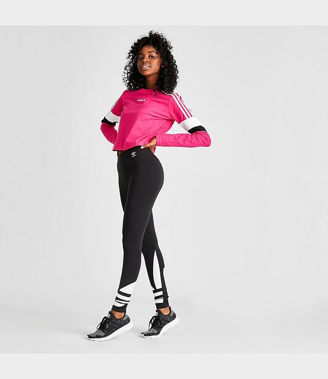 adidas leggings fit