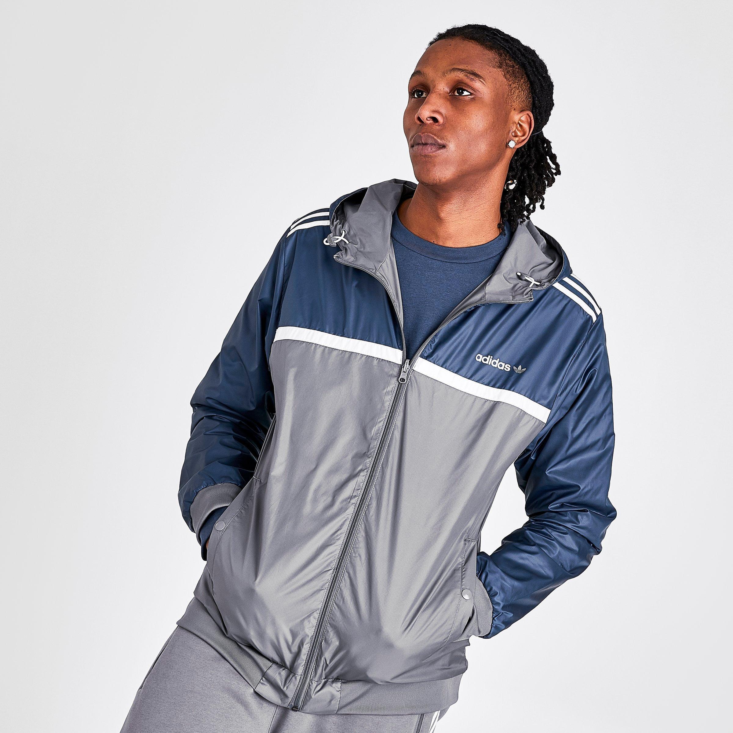 adidas originals balance reversible jacket men's