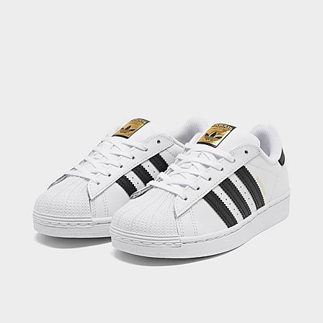 adidas Superstar Casual Boys Shoes Size 1.5