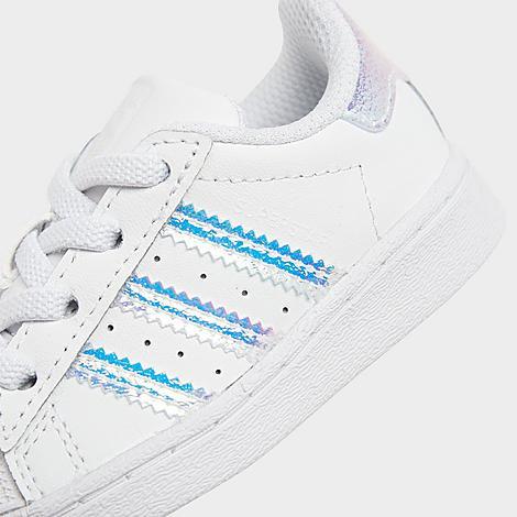 Girls' Toddler adidas Originals Superstar Casual Shoes