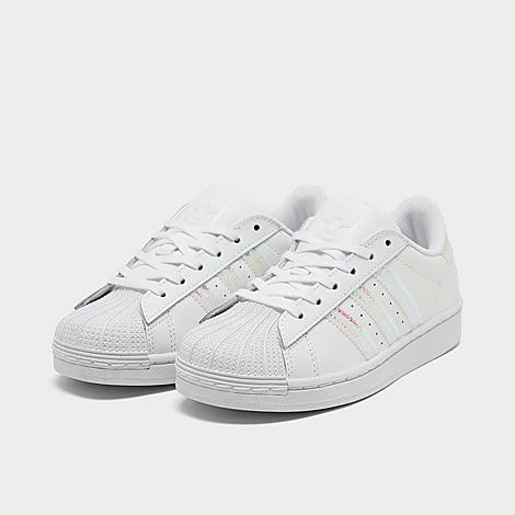 Girls' Little Kids' adidas Originals Superstar Girls Are Awesome Casual Shoes