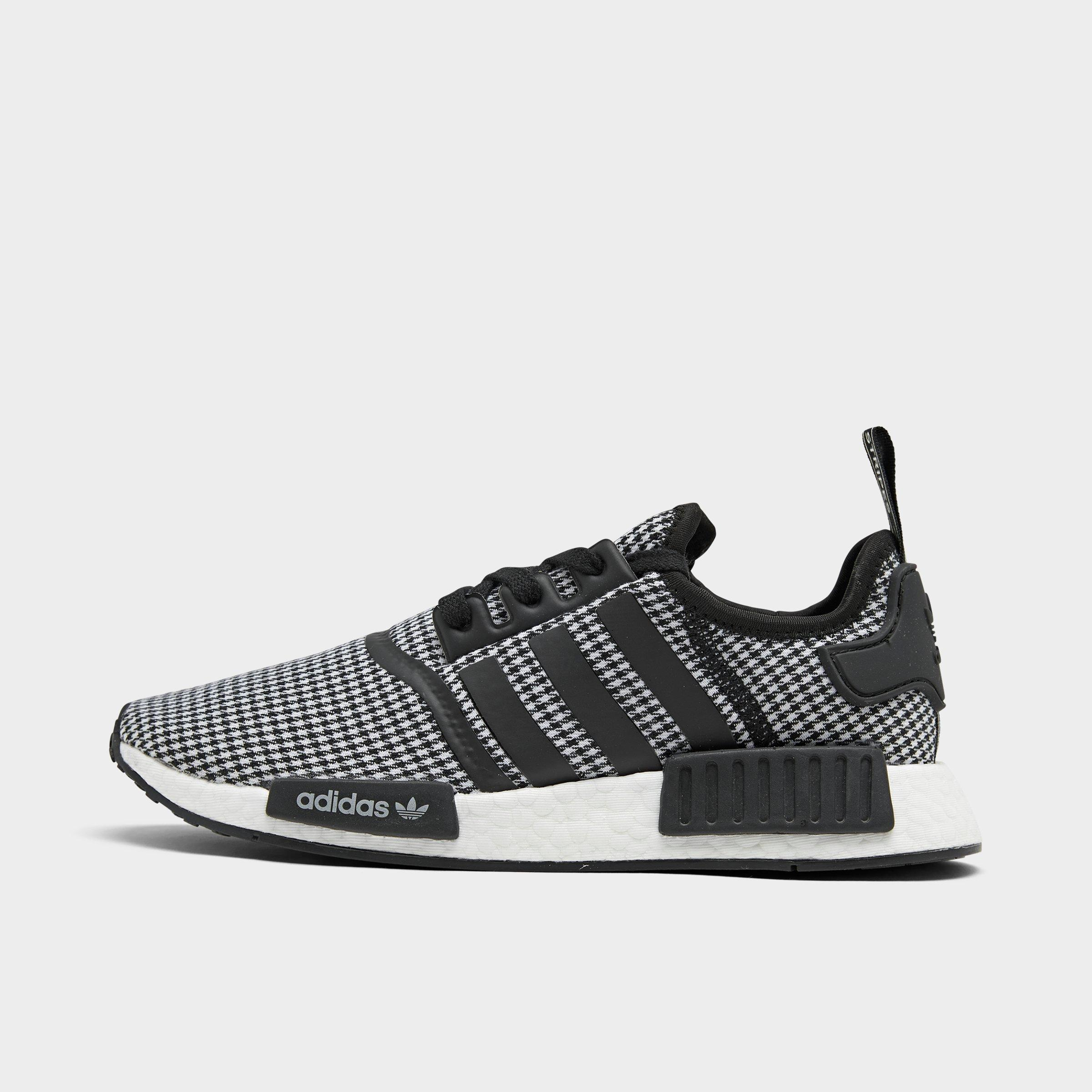 Adidas Nmd Black And White Mens Great Quality Fast Delivery