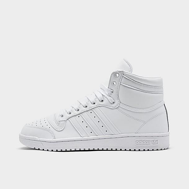 Desviación otro Cuerpo  Men's adidas Originals Top Ten Hi Casual Shoes  Finish Line