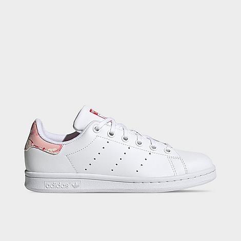 adidas Girls Stan Smith Youth Casual Sneakers,