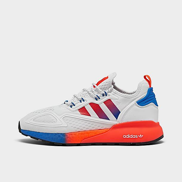 Reconocimiento Comparable puerta  Men's adidas Originals ZX 2K BOOST Running Shoes| Finish Line