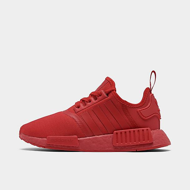 red adidas shoes nmd