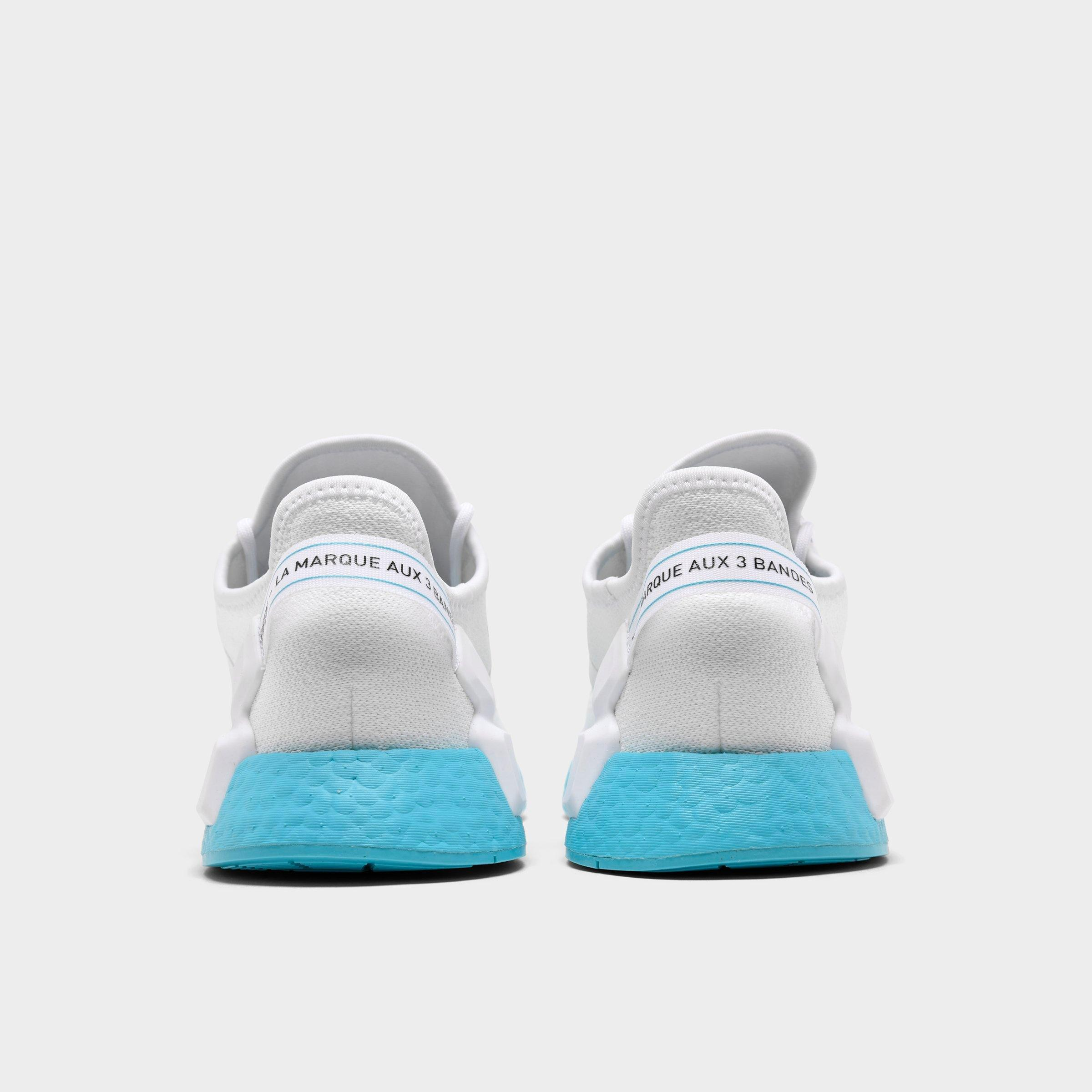 Adidas Nmd R1 V2 Cloud White Core Black For