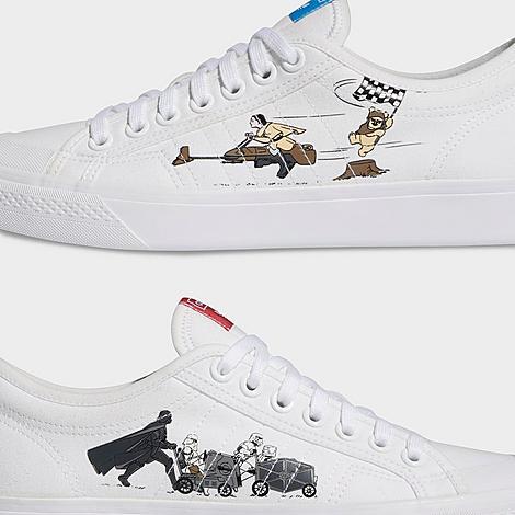Men's adidas Originals x Star Wars Nizza Casual Shoes