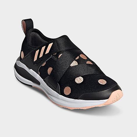 Girls' Big Kids' adidas Training FortaRun X PolkaDot K Running Shoes