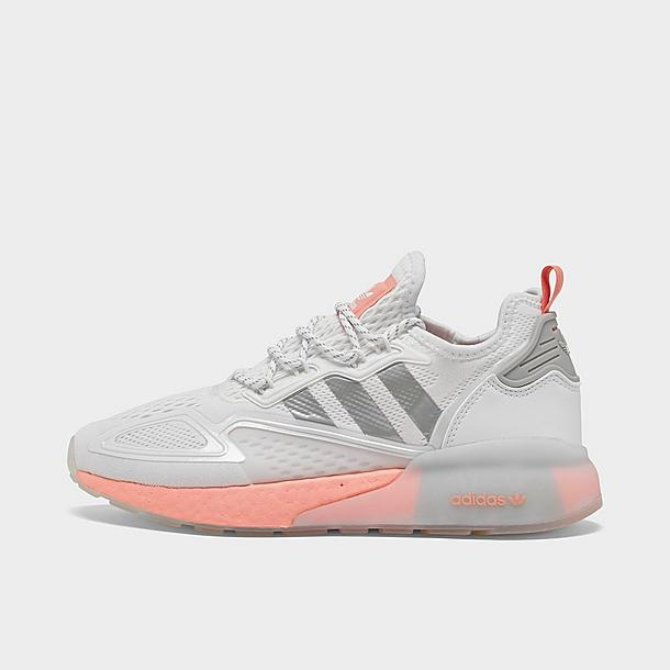 Pera Sequía Iniciar sesión  Women's adidas Originals ZX 2K BOOST Running Shoes| Finish Line