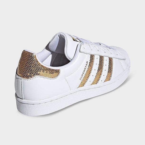 Women's adidas Originals Superstar Premium Casual Shoes