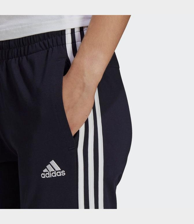 Women's adidas Essentials 3-Stripes Single Jersey Jogger Pants