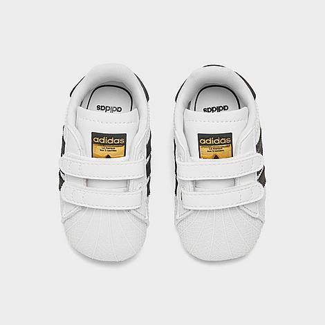 Infant adidas Originals Superstar Crib Shoes| Finish Line