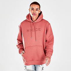 Men's Nicce Mercury Embroidered Pullover Hoodie