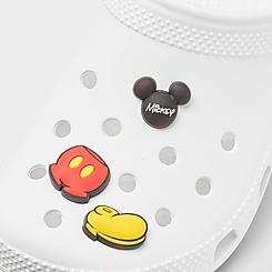 Crocs Jibbitz Disney Mickey Mouse Charms (3-Pack)